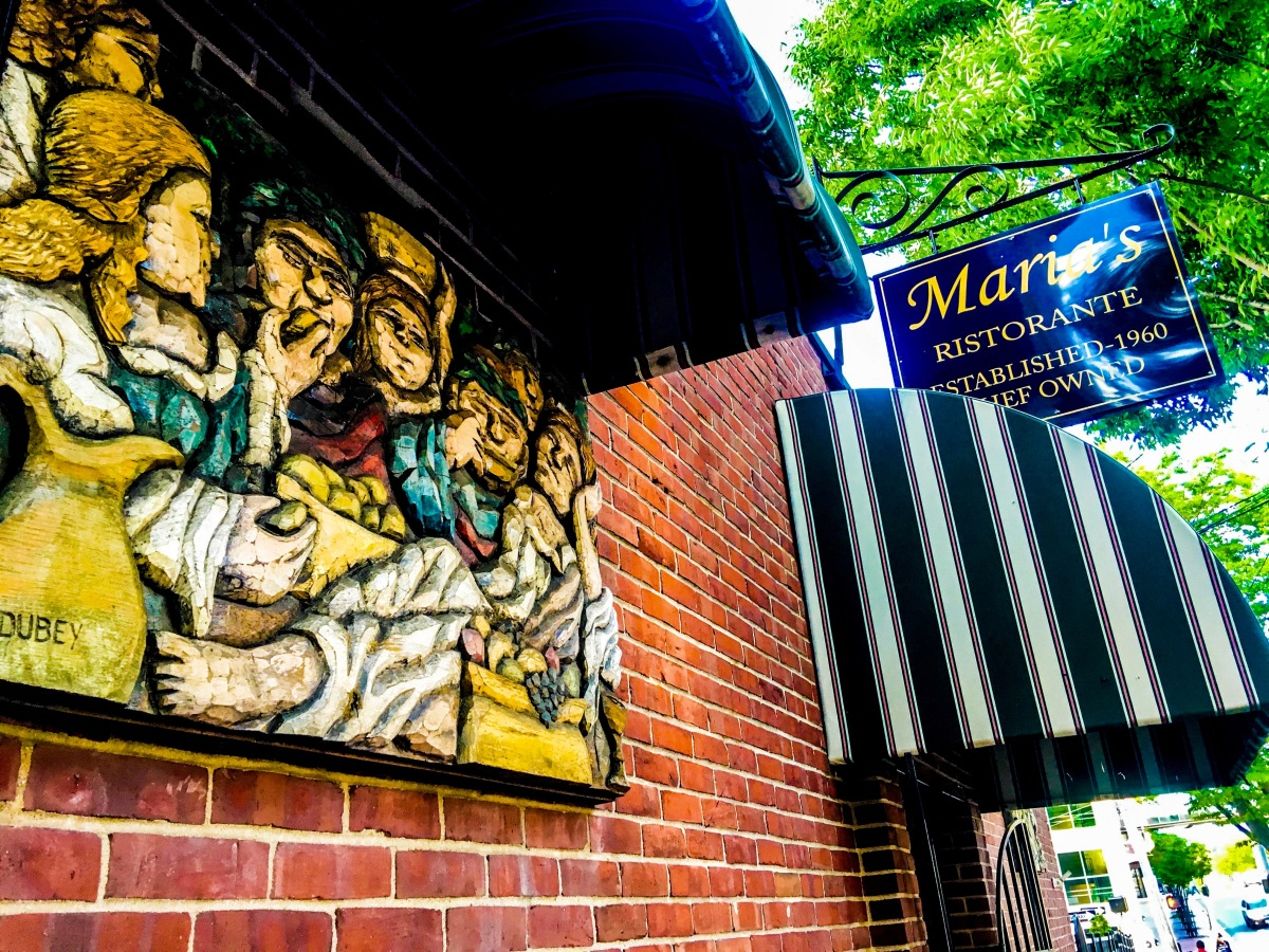 Maria's Ristorante, Past and Present