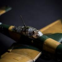 Ju87D-1 Stuka Dive Bomber